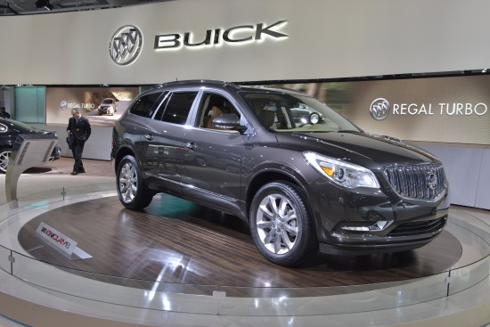 Buick Enclave New York