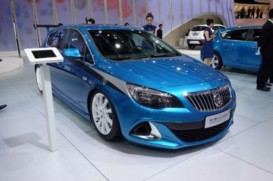 Buick GS Range Shanghai