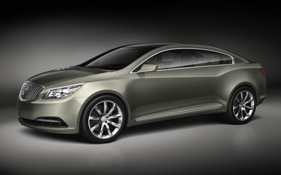 Buick Invicta Show Car