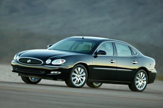 Buick LaCrosse CXS