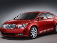 Buick LaCrosse CXS 2010, 1 of 10
