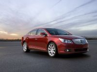 Buick LaCrosse CXS 2010, 4 of 10