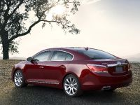 Buick LaCrosse CXS 2010, 6 of 10