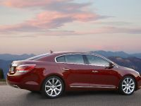 Buick LaCrosse CXS 2010, 7 of 10