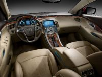 Buick LaCrosse CXS 2010, 9 of 10