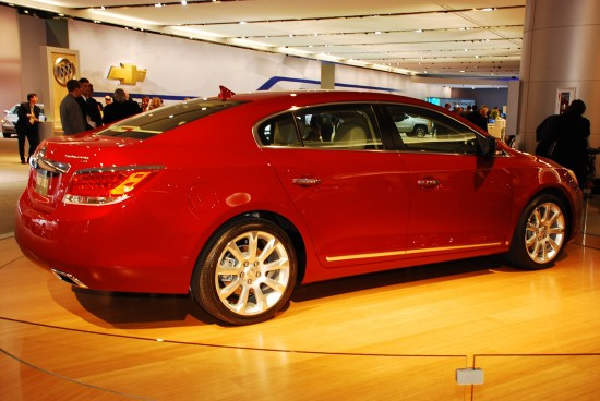 Buick LaCrosse Detroit