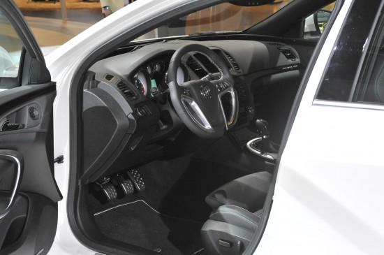 Buick Regal GS Detroit