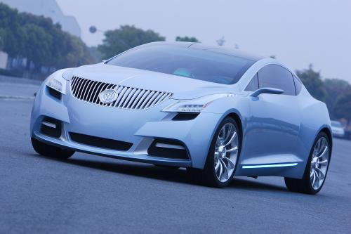Buick Riviera Coupe Concept