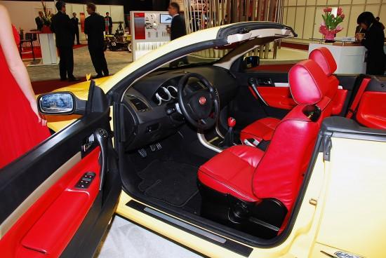 BYD Auto F8 Detroit