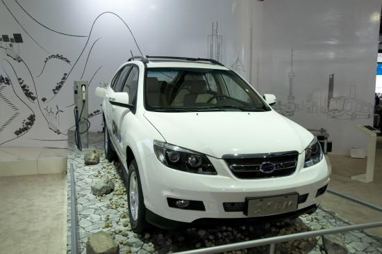 BYD S6DM Hybrid Detroit
