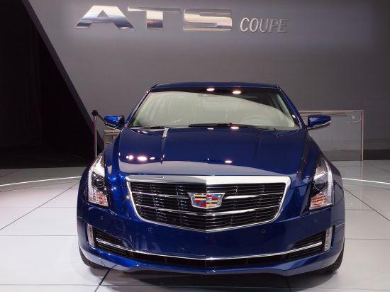 Cadillac ATS Detroit