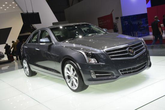 Cadillac ATS Geneva