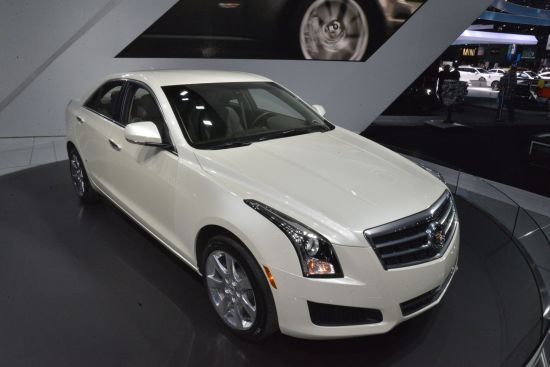 Cadillac ATS Los Angeles