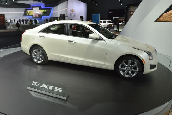 Cadillac ATS Los Angeles