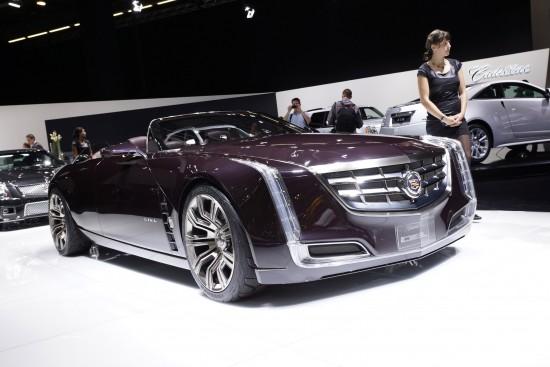 Cadillac Ciel Frankfurt