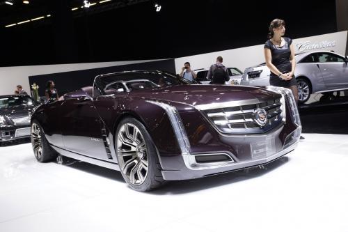 Cadillac Ciel Concept 2011 во Франкфурте