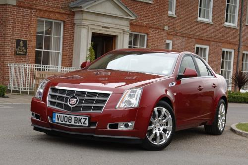 2009 cadillac cts overview. Black Bedroom Furniture Sets. Home Design Ideas