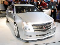 Cadillac CTS Coupe Detroit 2009