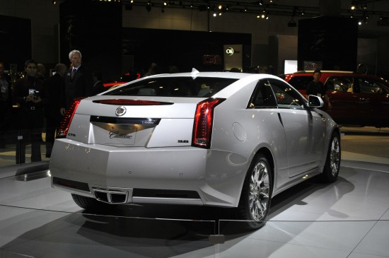Cadillac CTS Coupe Los Angeles