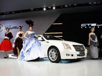 Cadillac CTS Coupe Shanghai 2011
