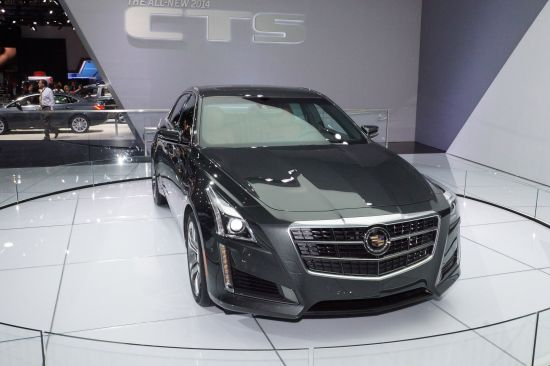 Cadillac CTS New York