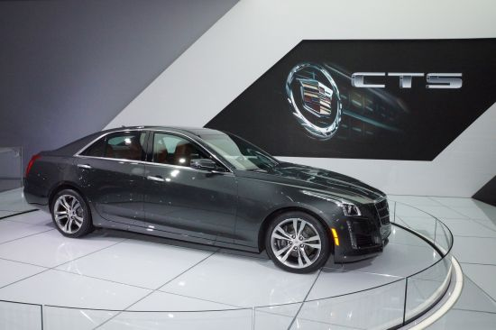 Cadillac CTS New York