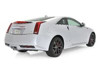Cadillac CTS-V Coupe Silver Frost , 3 of 3