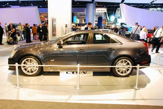 Cadillac CTS-V Detroit