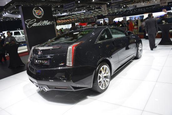 Cadillac CTS-V Geneva