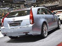 thumbnail image of Cadillac CTS-V Geneva 2013