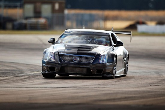 Cadillac CTS-V Racing Coupe