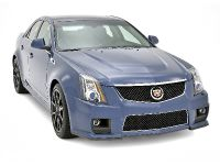 Cadillac CTS-V Stealth Blue , 1 of 5