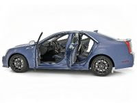 Cadillac CTS-V Stealth Blue , 3 of 5