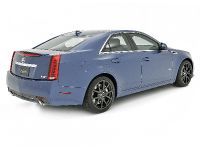 Cadillac CTS-V Stealth Blue , 4 of 5