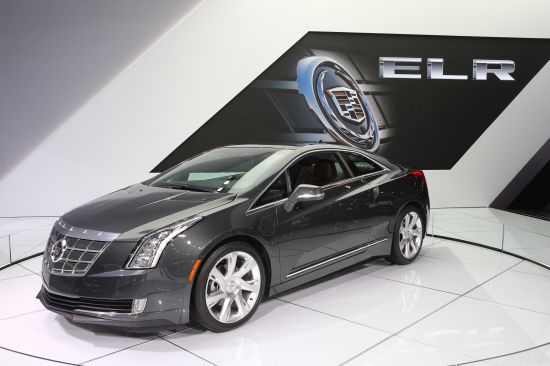 Cadillac ELR Chicago