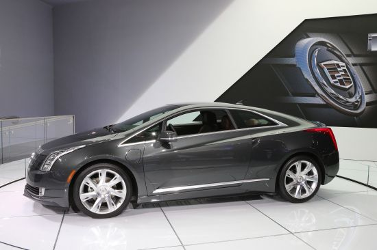 Cadillac ELR Chicago