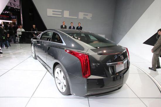 Cadillac ELR Detroit