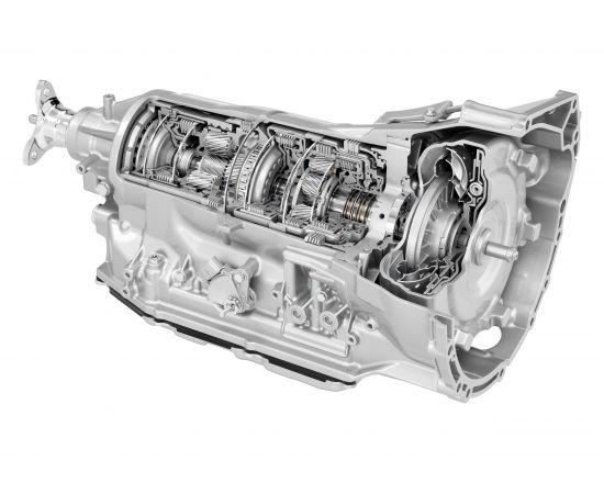 Cadillac Twin-Turbo V6 in  CTS Sedan