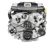 Cadillac Twin-Turbo V6 in 2014 CTS Sedan - PIC82926