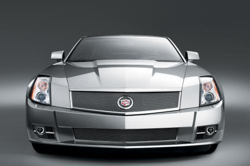 Cadillac уточняет спортивный XLR-V 2009 модельного года