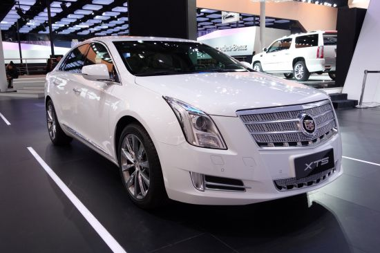 Cadillac XTS Shanghai