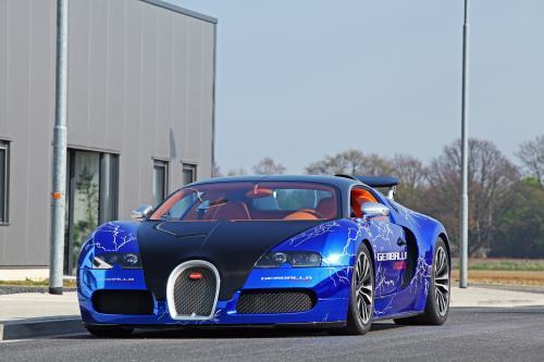 Bugatti Veyron Sang Noir Обернут кулачкового вала