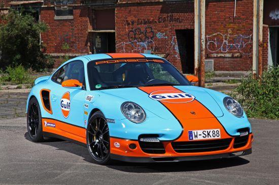 CAM SHAFT Porsche 997 Turbo