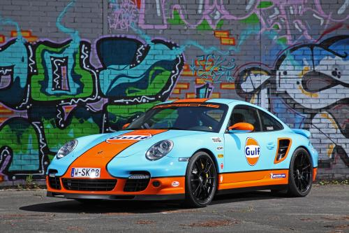 CAM SHAFT Porsche 997 Turbo, 1 of 15