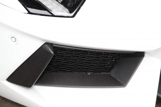 Capristo Lamborghini Aventador Carbon