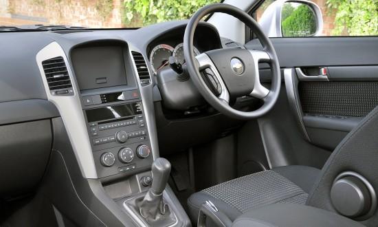 Chevrolet Captiva 2.0LS VCDi
