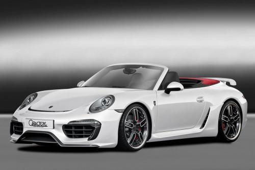 Caractere Эксклюзивный Porsche 911 Кабриолет
