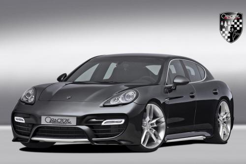 Porsche Panamera tuned by Caractere Exclusive