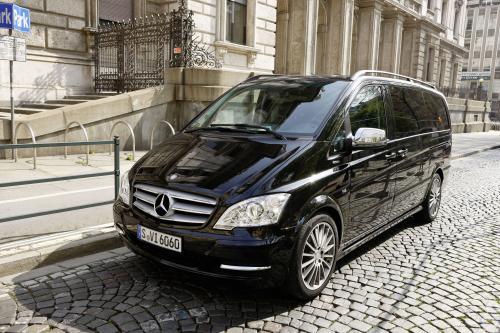 Премиум Интерьер: Carisma Auto Design Mercedes-Benz Viano