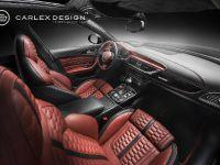 Carlex Design Audi A6 Honeycomb Interior, 3 of 10